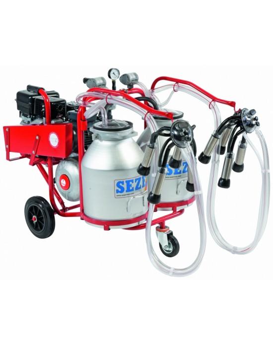 PLS-2 (Benzin Motorlu - Alüminyum Güğüm)