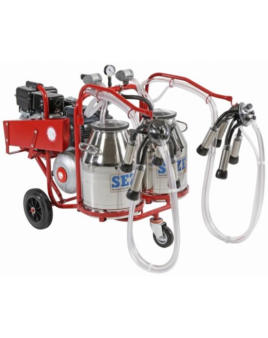 PLS-2 (Benzin Motorlu - Paslanmaz Çelik Güğüm)